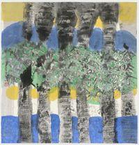 風聲 Sound of the Wind by Lee Chung-Chung contemporary artwork painting, works on paper, drawing