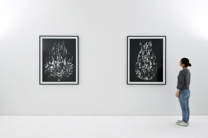 Exhibition view: Yuji Ono, Luminescence, ShugoArts, Tokyo (24 April–19 June 2021). Courtesy ShugoArts.