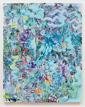 Winter by Sarah Ann Weber contemporary artwork