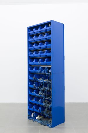 PARTS CABINET by Matias Faldbakken contemporary artwork