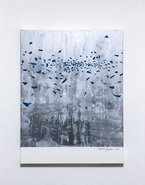 Flow by Katsumi Hayakawa contemporary artwork