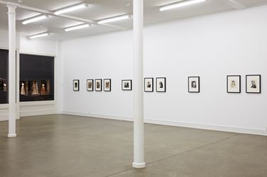 Exhibition view: John Stezaker, Collages, Starkwhite (9 October–3 November 2018). Courtesy The Approach, London and Starkwhite.