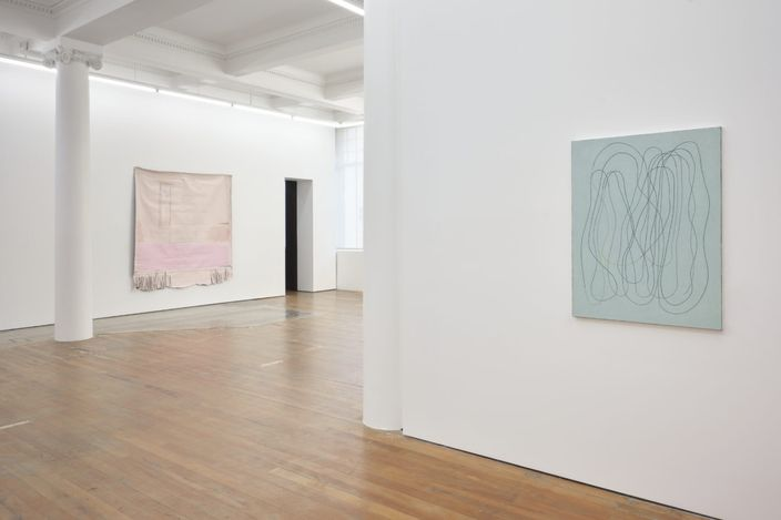 Exhibition view: the body and its outside, Michael Lett, Auckland (2 June–2 July 2021). Courtesy Michael Lett.