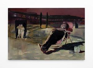 The Old Man (L'uomo Vecchio) by Kate Gottgens contemporary artwork
