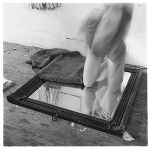 Untitled, Providence, Rhode Island by Francesca Woodman contemporary artwork