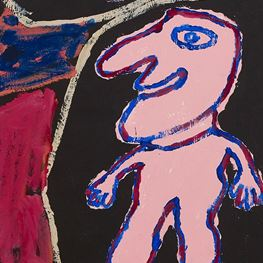 Jean Dubuffet contemporary artist