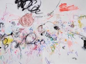 Untitled 2018 No.2 by Yang Shu contemporary artwork