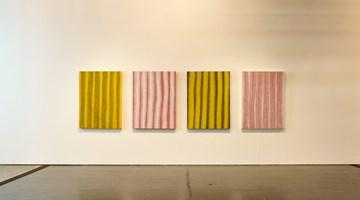 Contemporary art exhibition, Yayoi Kusama, Pumpkins at Victoria Miro, Wharf Road, London
