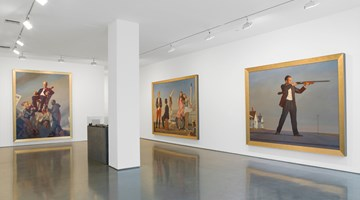 Contemporary art exhibition, Bo Bartlett, Solo Exhibition at Miles McEnery Gallery, 525 West 22nd Street, New York