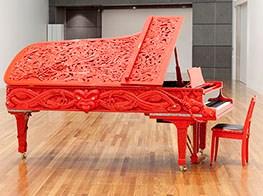 Michael Parekowhai's First Major Australian Exhibition Opens At GOMA