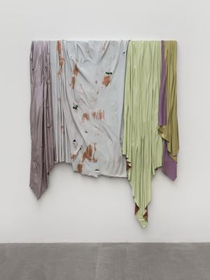Untitled 072619 by Ju Ting contemporary artwork