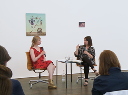 In Conversation: Anj Smith and Jo Applin, with readings by Sara Masters, Hauser & Wirth Zürich