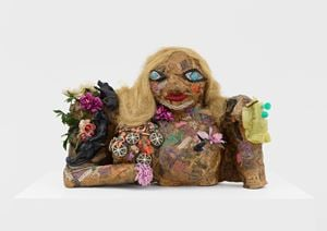 Marilyn by Niki de Saint Phalle contemporary artwork