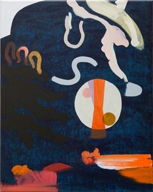 Reverberate  by Tonee Messiah contemporary artwork