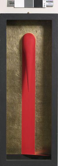 Senza titolo by Gino De Dominicis contemporary artwork sculpture