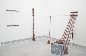 A.C.Q. (I) by Senga Nengudi contemporary artwork