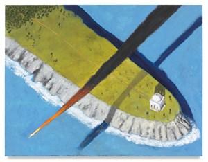 Enlace a Contrapunto by Julio Larraz contemporary artwork