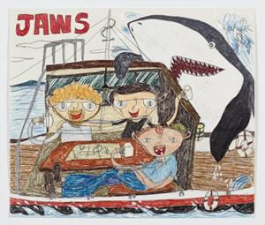 Jaws by Shintaro Miyake contemporary artwork