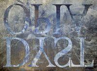 Dystopia [all the debils are here] by Danie Mellor contemporary artwork print