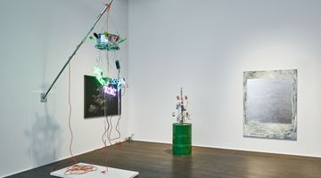 Contemporary art exhibition, Group Exhibition, SALON D'HIVER at Hauser & Wirth, Zürich, Zurich