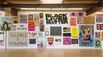 Contemporary art exhibition, Group Exhibition, Show Me the Signs at Blum & Poe, Los Angeles