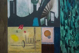 与文里   Yu Wen Li by Ji Lei contemporary artwork