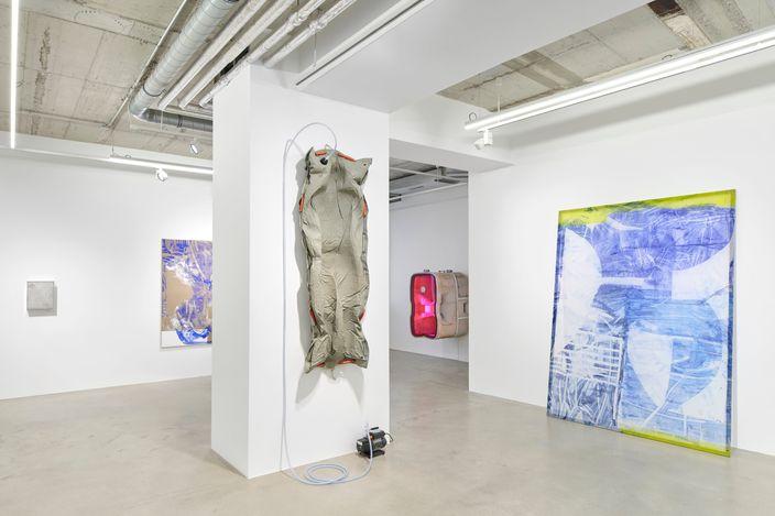 Exhibition view: Group Exhibition,GENIUS LOCI IX - STRIKES BACK, SETAREH X,Düsseldorf (2–31 July 2021). CourtesySETAREH X.
