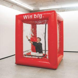 BIG WIN by Elisabeth Pointon contemporary artwork sculpture