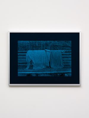 Lang und kurz by Katinka Bock contemporary artwork