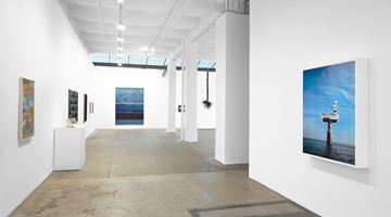 Contemporary art exhibition, Group Exhibition, Rhe: everything flows; at Galerie Lelong & Co. New York