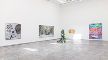 Contemporary art exhibition, Group Exhibition, White Flash at ShanghART, Beijing
