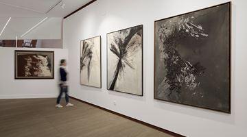 Contemporary art exhibition, Rafael Canogar, Rafael Canogar: The Informalist Years at Galeria Mayoral, Barcelona