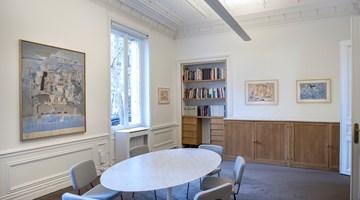 Contemporary art exhibition, Sarah Grilo, Signos at Galerie Lelong & Co. Paris, 13 Rue de Téhéran, Paris