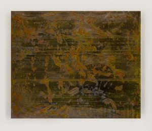 Steel City I by Jack Whitten contemporary artwork