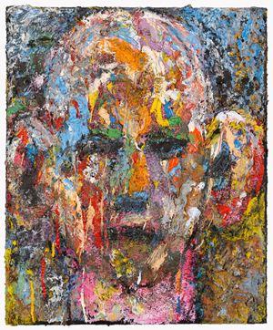 Me #1 by Jim Dine contemporary artwork