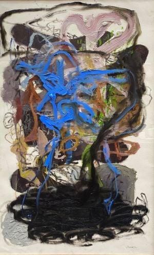 Untitled 3 by Jigger Cruz contemporary artwork
