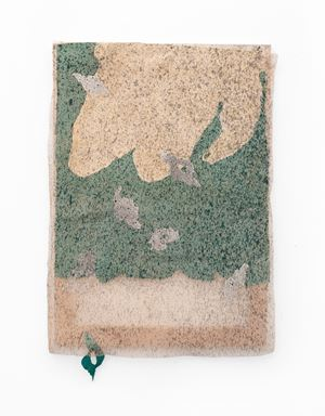 kneel by Jeanne Gaigher contemporary artwork