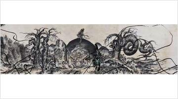 Contemporary art exhibition, Sun Xun, First Spring: Chapter Two at ShanghART, Beijing