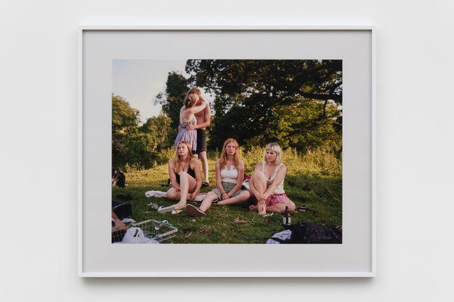 Last Summer Kiss by Siân Davey contemporary artwork