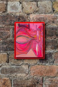 Bow by Victoria Morton contemporary artwork painting