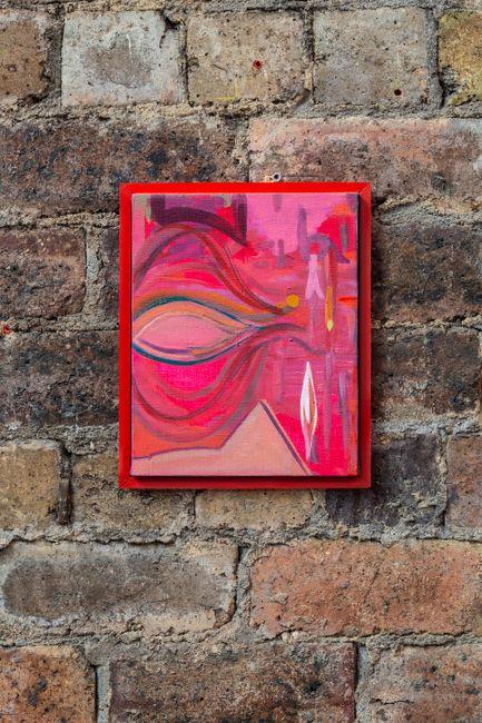 Bow by Victoria Morton contemporary artwork