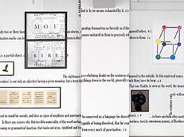 From a Dot, Joseph Kosuth Finds Infinite Possibilities