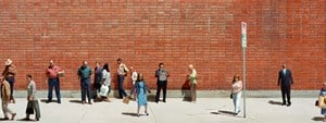 See's Candies, Payless, Supercuts 1 by Alex Prager contemporary artwork