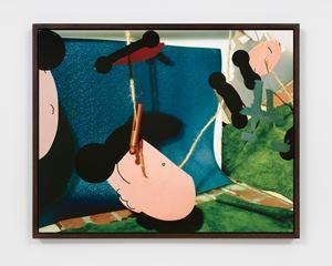 M_M_M_M_M (Daisychain) by Lucas Blalock contemporary artwork