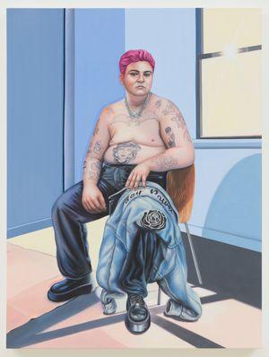 Kay (Power) by Alannah Farrell contemporary artwork