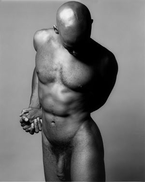 Donald Cann by Robert Mapplethorpe contemporary artwork