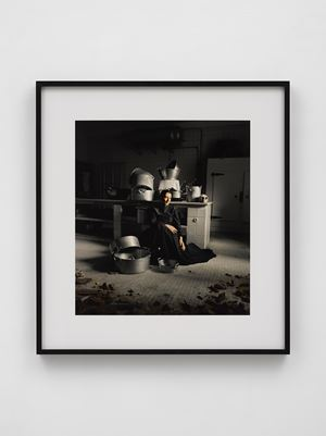 The Kitchen IV From the Series: The Kitchen, Homage to Saint Therese by Marina Abramović contemporary artwork