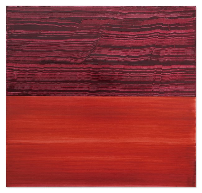 Violet and Red 2 by Ricardo Mazal contemporary artwork