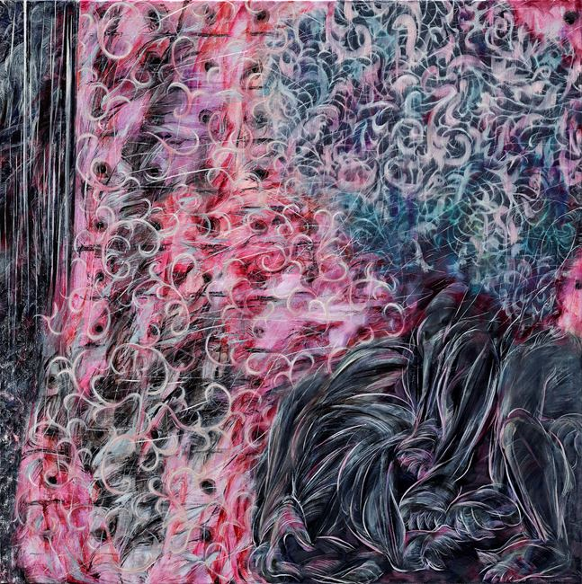 Duplicated Movement by Juin Shieh contemporary artwork