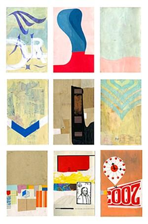Nos. 303-311 (Set V GAME) by Gary-Ross Pastrana contemporary artwork